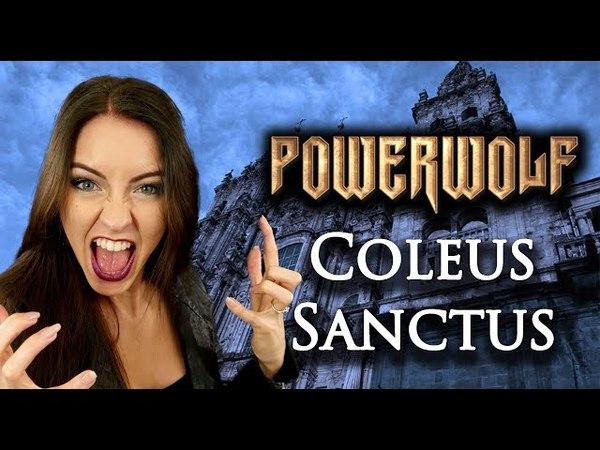 Powerwolf - Coleus Sanctus (Cover by Minniva featuring Quentin Cornet)