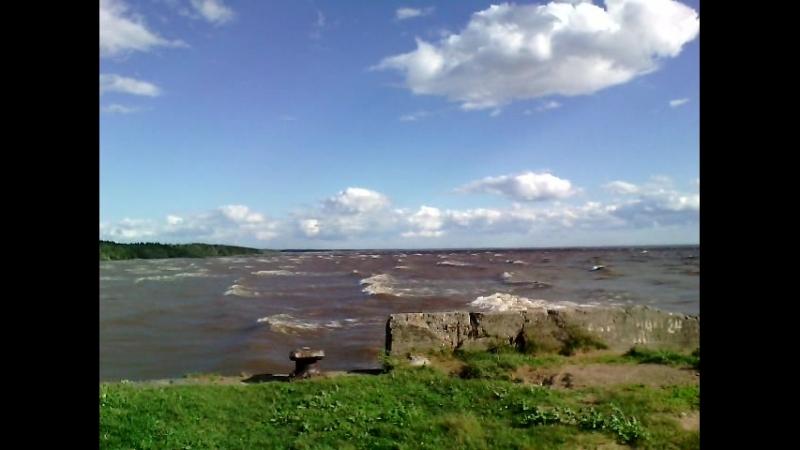 Шторм на Белом озере