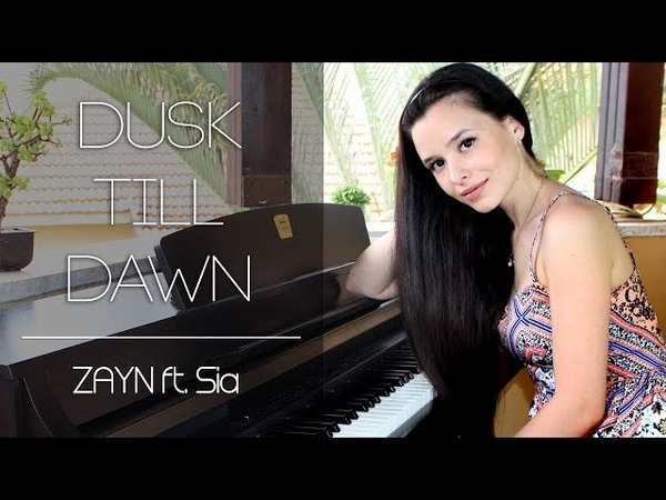 ZAYN - Dusk Till Dawn ft. Sia | Piano Cover by Yuval Salomon