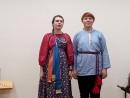 Королев Павел и Попова Анастасия Покровские смотрины