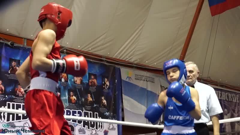 Открытый турнир по боксу среди юношей «Невские звезды»