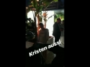 Kristen Stewart at the 2018 Chanel Vanity Fair diner in Cannes - May 9