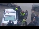 Инспекторов ДПС задержали с поличным при получении денег. Город Ишим (VHS Video)