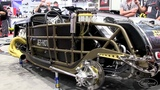 Double Down Deuce Coupe from Bryan Fuller - Jet-Hot Booth at SEMA 2014 - Eastwood
