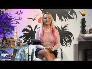 Jenny Live 866 - Positive Energy - Miami TV - Jenny Scordamaglia