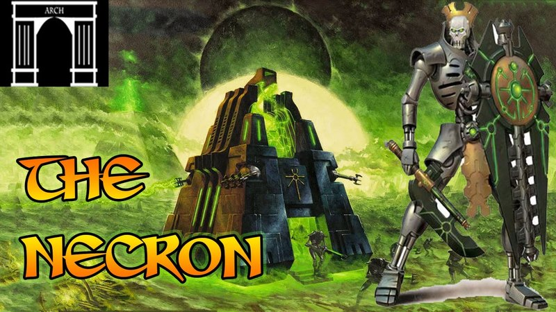 40k Lore The Necron Mechanical Horrors