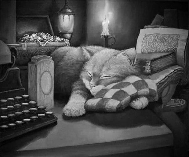 Старый жук (из серии «Кот фонарщика Эрла»)Вот, посмотри, Кот, какие хорошие свечи и всего пятнадцать рублей пуд. Берем Берем! гордо сказал Кот, будто они решили купить не сальные свечки, а как