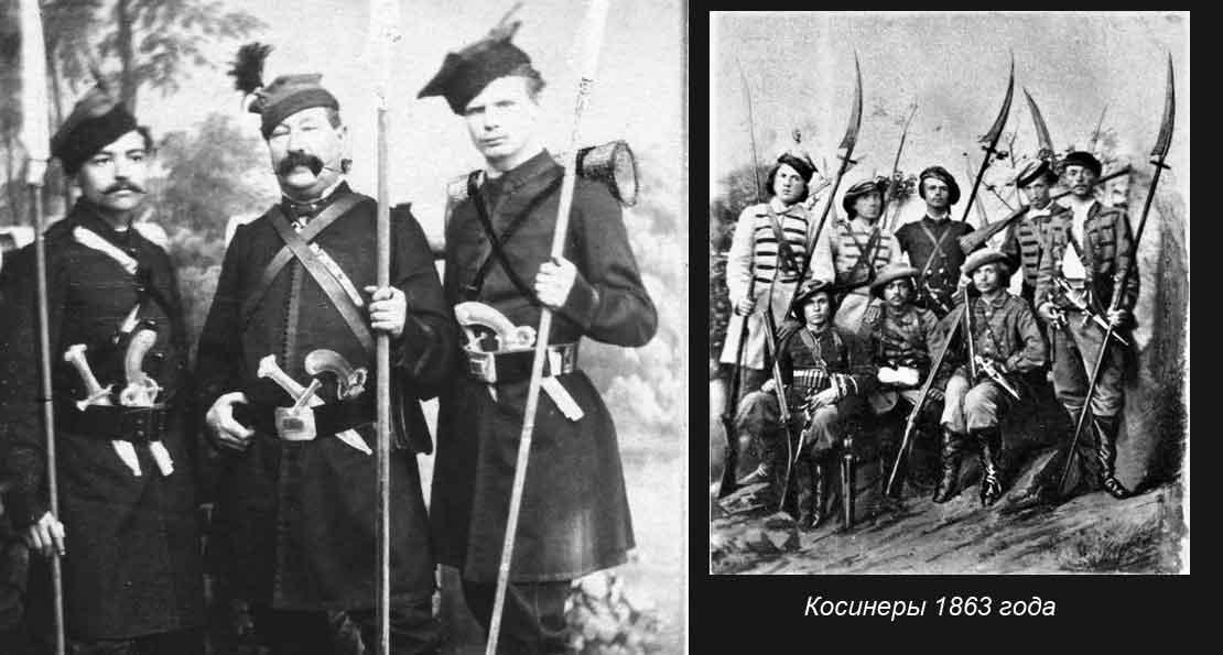 Восстание 1863 года