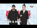 ARTIK & ASTI поздравляют зрителей ТНТ MUSIC
