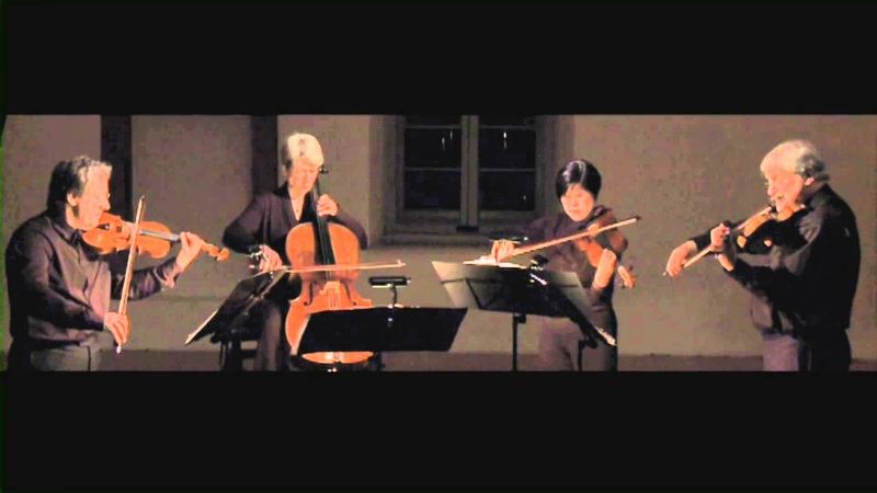 Ludwig van Beethoven: String Quartet No.16 in F major, Op.135 - BeethovenQuartett (HD 1080p)
