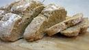 Цельнозерновой ПП хлеб на кефире – быстрый рецепт полезного хлеба