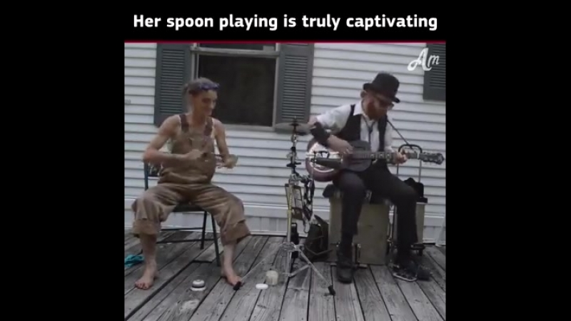 Chris Rodrigues Abby the Spoon Lady