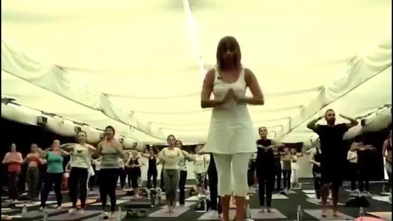 Maya Fiennes Kunda Dance