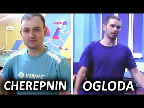 Черепнин - Оглода / Cherepnin - Ogloda на КЧУ в Запорожье, 2018-10