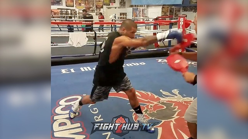 LUCAS MATTHYSSE THROWING MONSTROUS RIGHT HANDS FOR PACQUIAO! WILL A KO HAPPEN