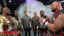 Seth Rollins, The New Day, Edge Christian and The Dudley Boyz cross paths: Raw, September 7, 2015