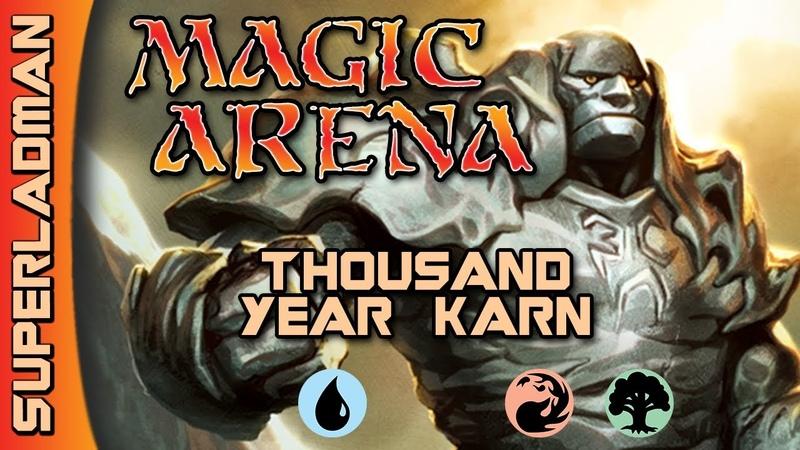 Magic Arena Standard | Thousand Year Karn Subscriber Deck