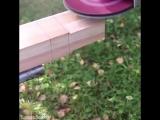 Топор из рельса - Строим дом своими руками