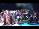 ДиДюЛя - Арабика с оркестром ( репетиция )