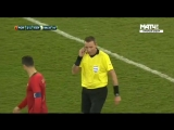 Второй гол Роналду в ворота сборной Египта