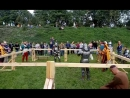 Рыцарский турнир Ивангородский рубеж пешие поединки