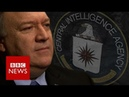 Mike Pompeo: CIA boss on Russia, North Korea and Trump - BBC News