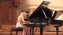 13.11.18 S. Menshikova at concert within VI-th music festival Denis Matsuev with friends, Kazan