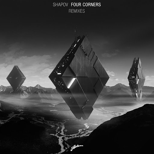 Shapov альбом Four Corners (Remixes)