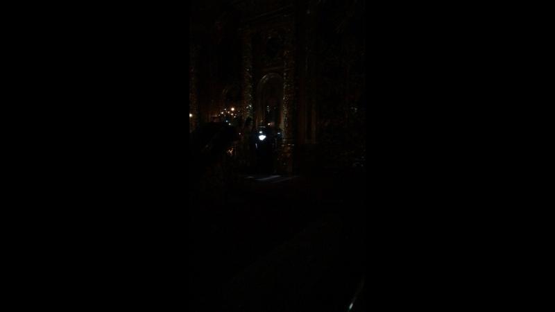 Канон преподобного Андрея Критского во вторник первой седмицы Великого поста. Патриарх Кирилл