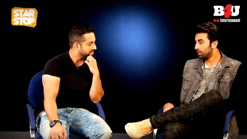 I Have A Huge Responsibility Of Sanjay Dutt   Sanju   Exclusive Interview   B4U Star Stop
