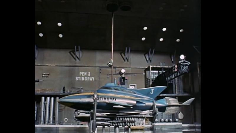 Stingray Ep 1-Pilot