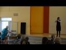 Кусочек выездного Концерта Муз школы Глазунова в 329 шокле 18 мая 2018 г