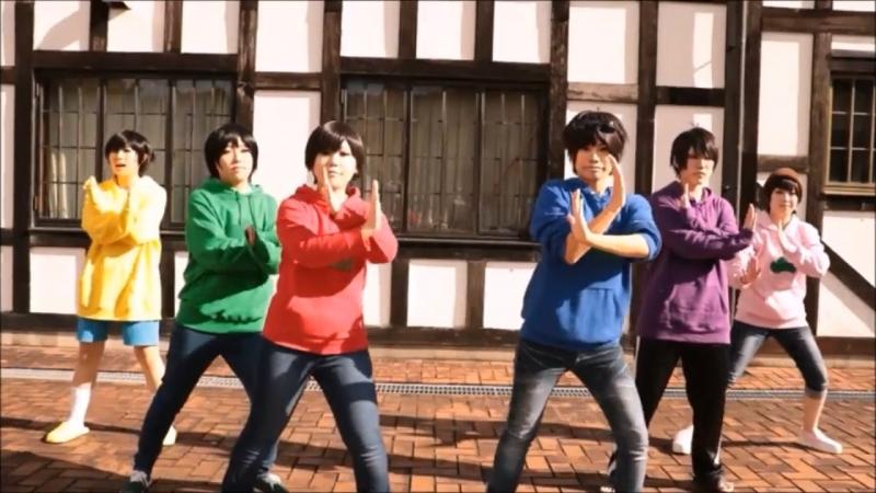 【再投稿】6つ子で恋ダンス踊ってみた【おそ松さんコスプレ】 sm32861488