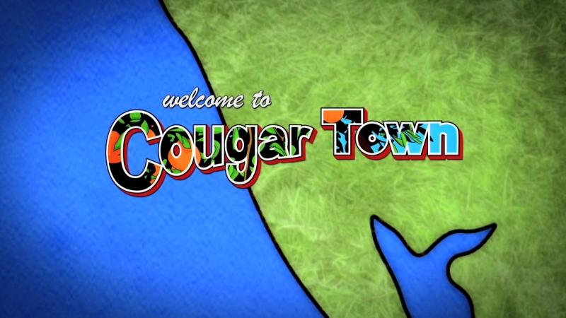 Cougar town | город хищниц