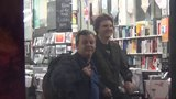 Manic Street Preachers after their Rough Trade East Q&ampA 14042018