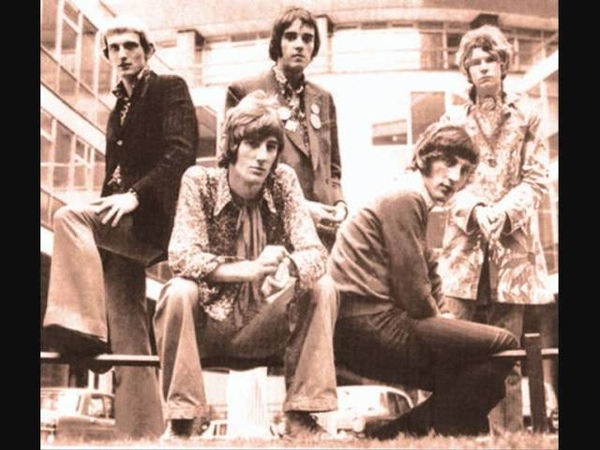 The Syn Grounded 1967 45rpm