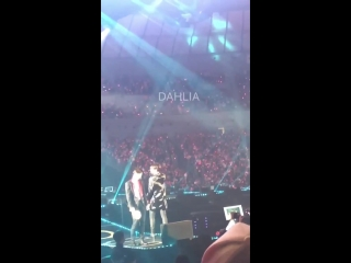 jikook slapping each others butt during the game. cr. dahlia_bts