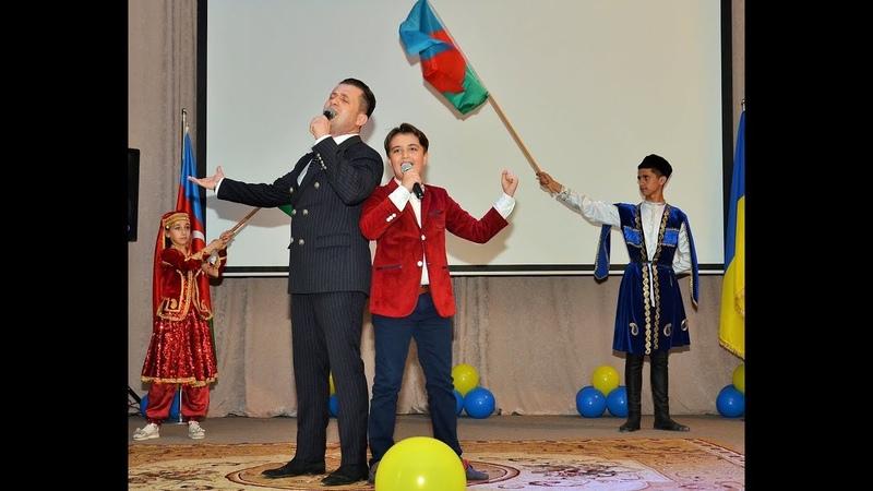 Край Родной Азербайджан- RashadYusuf Ismail