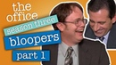 Season 3 Bloopers Part 1 - The Office US