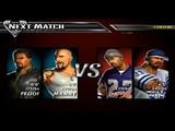 Def Jam Vendetta #49. Manny x Proof vs Method Man x Redman (Team Tournament)