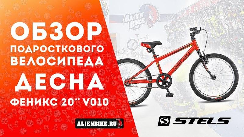 Подростковый велосипед Десна Феникс 20'' V010