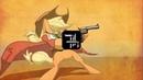 7th Stive - Applejack With Machine Gun