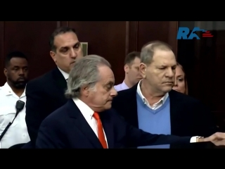 Анонс. Harvey Weinstein was released from custody on bail of 1 million dollars