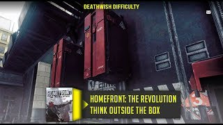 Homefront The Revolution Think Outside the Box Walkthrough No Commentary Deathwish Difficulty