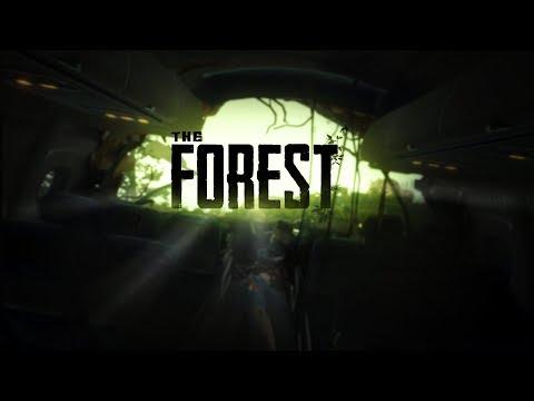 Строим хату с папуасами ч.1 The Forest (Стрим)