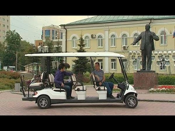 Дмитровские электромобили Конкордия