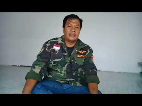 Banser Kec Labang Kab Bangkalan menolak berita Hoax dan ujaran kebencian