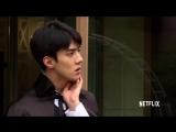 180502 @ 'Busted!' Official Trailer / EXO Sehun