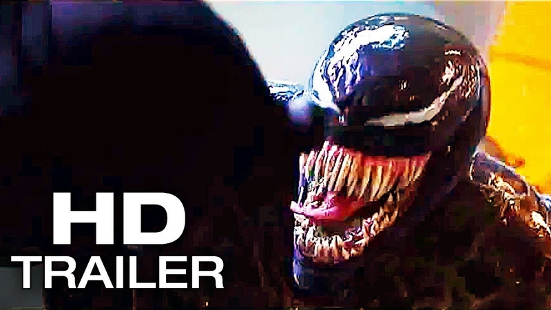 VENOM Eats Human Alive Trailer NEW (2018) Tom Hardy Superhero Movie HD