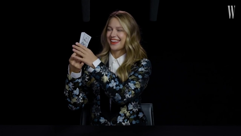 Supergirl Melissa Benoist Explores ASMR with Wonder Woman Bracelets and Catwoman Claws - W Magazine-1.mp4